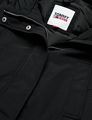 Tommy Jeans - TJW TECHNICAL DOWN PARKA - parka coats - black - 5