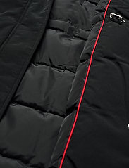 Tommy Jeans - TJW TECHNICAL DOWN PARKA - parka coats - black - 7