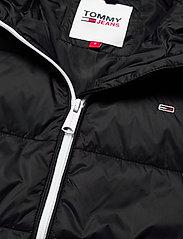 Tommy Jeans - TJW SIDE SLIT JACKET - down- & padded jackets - black - 6