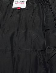 Tommy Jeans - TJW SIDE SLIT JACKET - down- & padded jackets - black - 7
