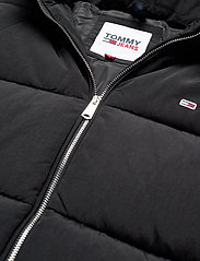 Tommy Jeans - TJW MODERN PUFFA COAT - padded coats - black - 4