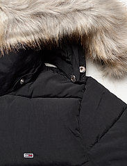 Tommy Jeans - TJW MODERN PUFFA COAT - padded coats - black - 8