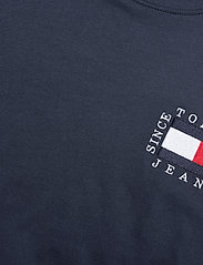 Tommy Jeans - TJW BOX FLAG TEE - t-shirts - twilight navy - 2
