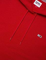 Tommy Jeans - TJW REGULAR FLEECE HOODIE - sweatshirts & hoodies - deep crimson - 2
