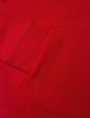 Tommy Jeans - TJW REGULAR FLEECE HOODIE - sweatshirts & hoodies - deep crimson - 3