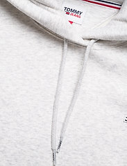 Tommy Jeans - TJW REGULAR FLEECE HOODIE - sweatshirts & hoodies - silver grey htr - 2