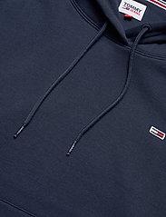 Tommy Jeans - TJW REGULAR FLEECE HOODIE - sweatshirts & hoodies - twilight navy - 2