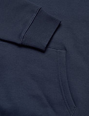 Tommy Jeans - TJW REGULAR FLEECE HOODIE - sweatshirts & hoodies - twilight navy - 3