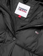 Tommy Jeans - TJW BELTED PUFFER - dun- & vadderade jackor - black - 2