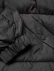 Tommy Jeans - TJW BELTED PUFFER - dun- & vadderade jackor - black - 3