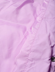Tommy Jeans - TJW BELTED PUFFER - dun- & vadderade jackor - fresh orchid - 5