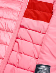 Tommy Jeans - TJW QUILTED TAPE HOODED JACKET - winter jackets - botanical pink - 4