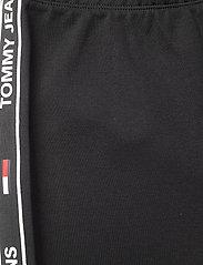 Tommy Jeans - TJW ESSENTIAL TAPE LEGGING - leggings - black - 4