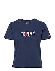 TJW REGULAR TIMELESS BOX TEE - TWILIGHT NAVY