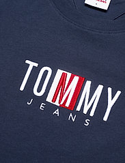 Tommy Jeans - TJW REGULAR TIMELESS BOX TEE - t-shirts - twilight navy - 2
