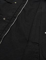 Tommy Jeans - TJW COTTON FIELD JACKET - tunna jackor - black - 5