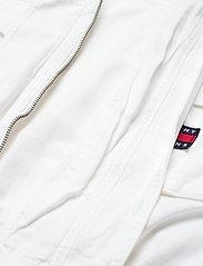 Tommy Jeans - TJW CROP UTILITY JACKET - utility-jakker - white - 3
