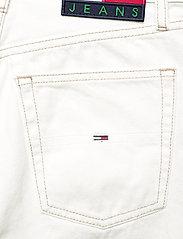 Tommy Jeans - HARPER HR FLARE ANKLE BF SSPWR - schlaghosen - save sp white rgd - 4
