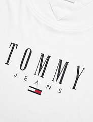 Tommy Jeans - TJW ESSENTIAL SKINNY LOGO TEE - t-shirts - white - 2