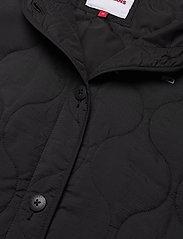 Tommy Jeans - TJW QUILTED LINER JACKET - quiltade jackor - black - 2
