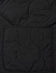 Tommy Jeans - TJW QUILTED LINER JACKET - quiltade jackor - black - 3