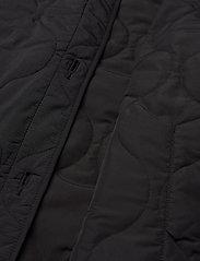 Tommy Jeans - TJW QUILTED LINER JACKET - quiltade jackor - black - 4