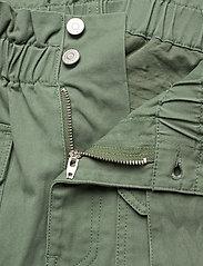 Tommy Jeans - TJW UTILITY MINI SKIRT - korta kjolar - desert olive - 3