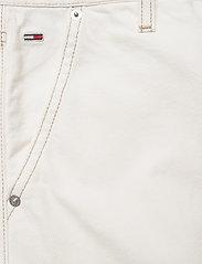 Tommy Jeans - A-LINE SHORT DENIM SKIRT SSPWR - jeanskjolar - save sp white rgd - 2