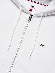 Tommy Jeans - TJW REGULAR HOODIE ZIP THROUGH - sweatshirts & hoodies - white - 2