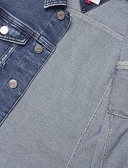 Tommy Jeans - VIVIANNE SLIM DENIM TRUCKER NMBS - jeansjackor - nancy mb str - 4