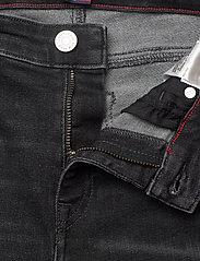 Tommy Jeans - NORA MR SKNY ANKLE AE170 BKS - skinny jeans - denim black - 3