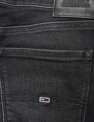 Tommy Jeans - NORA MR SKNY ANKLE AE170 BKS - skinny jeans - denim black - 4