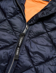 Tommy Jeans - TJW DIAMOND QUILTED BOMBER - twilight navy - 2