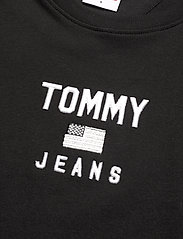 Tommy Jeans - TJW RELAXED AMERICANA TEE - t-shirts - black - 2