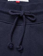 Tommy Jeans - TJW SLIM BOX FLAG SWEAT PANT - sweatpants - twilight navy - 3