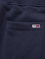 Tommy Jeans - TJW SLIM BOX FLAG SWEAT PANT - sweatpants - twilight navy - 4