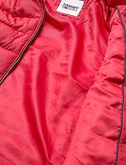 Tommy Jeans - TJW BASIC HOODED DOWN JACKET - dun- & vadderade jackor - samba - 4