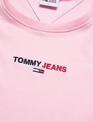 Tommy Jeans - TJW LINEAR LOGO TEE - t-shirts - romantic pink - 2