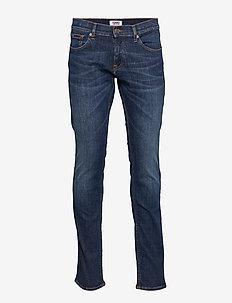 SLIM SCANTON DYTDST - slim jeans - dynamic true dark stretch