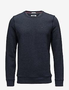 TJM ORIGINAL SWEATSH - basic sweatshirts - black iris