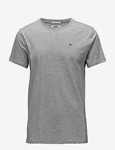 TJM ORIGINAL JERSEY TEE - basic t-shirts - lt grey htr