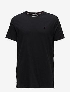 TJM ORIGINAL JERSEY TEE - basic t-shirts - tommy black