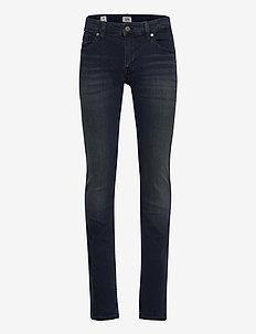 SLIM SCANTON COBCO - slim jeans - cobble black comfort