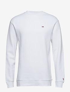 TJM TOMMY CLASSICS CREW - CLASSIC WHITE