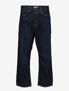 RELAXED BAGGY TJ 1951 CROP - CONTRAST DK BL RIG
