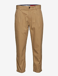 TJM TURN UP CHINO, 2 - TIGER'S EYE