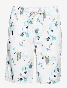 TJM SEASONAL PRINTS - shorts de bain - surf print