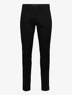 TJM SCANTON CHINO PANT - chinos - black