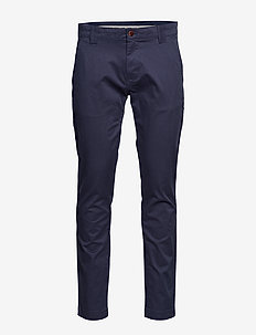 TJM SCANTON CHINO PANT - BLACK IRIS