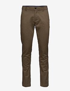 TJM SCANTON CHINO PANT - pantalons chino - canteen